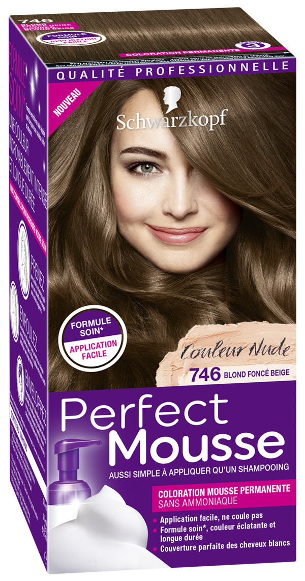 3178041320214 746 Perfect Mousse Blond Foncé Beige (Nude)  3D