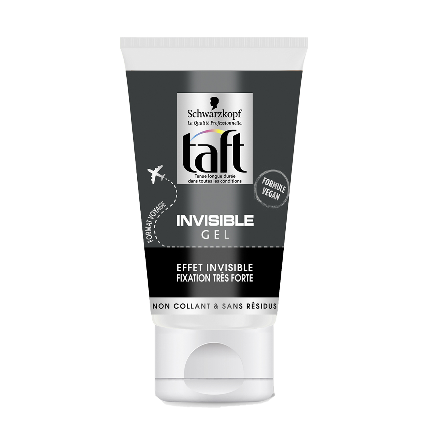 taft effet invisible gel voyage