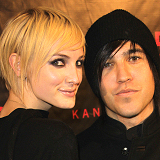 Coiffures emo : Ashlee Simpson and Pete Wentz
