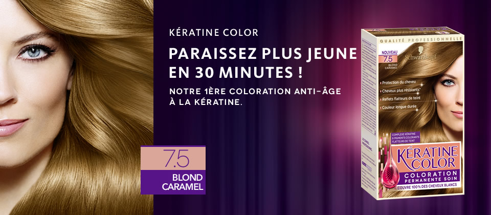 coloration cheveux blond caramel - Coloration Chocolat Caramel